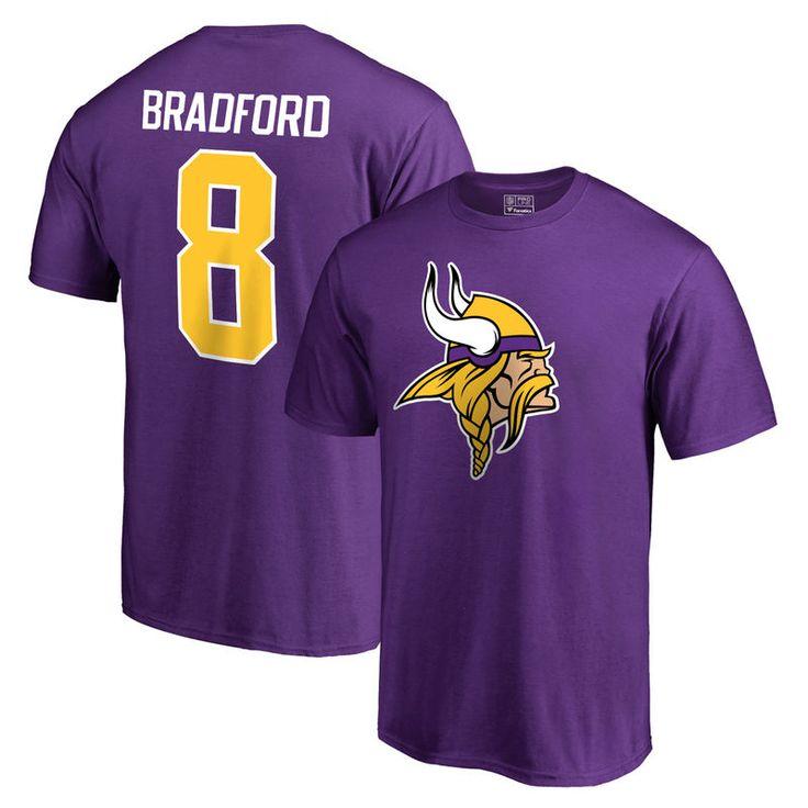 Sam Bradford Minnesota Vikings NFL Pro Line Team Icon