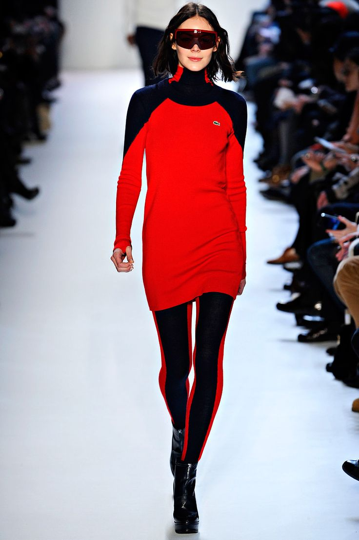 Lacoste  Fall 2012 RTW Collection: Trends, Style, Lacoste Fall, Rtw Collection, Fall 2012, Winter 2011 12, Winter Dresses