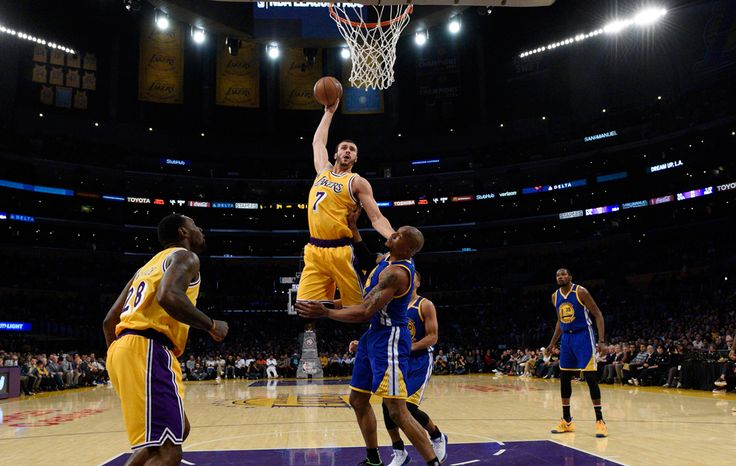 Lakers vs. Warriors: Los 'villanos' Curry y Durant sucumben ante unos desatados Lakers sin Calde | Marca.com