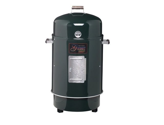 The Top 10 Affordable Smokers for 2014: Brinkmann Gourmet Charcoal Smoker-Grill