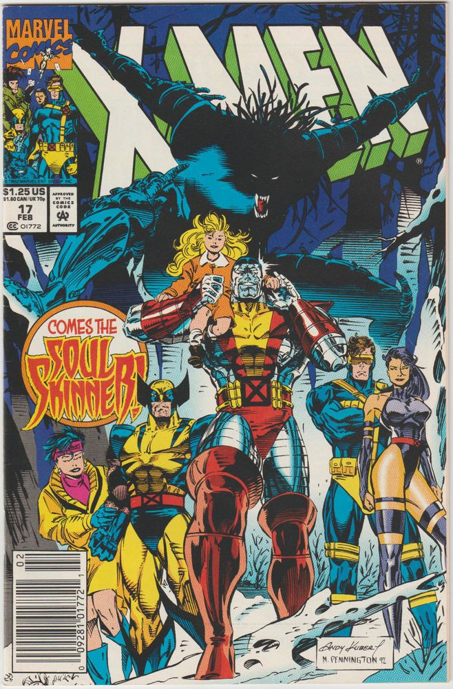 X Men 17 Marvel Comics Fn 1st Print Free Shipping Marvel Comics Covers Comics Comic Book Heroes