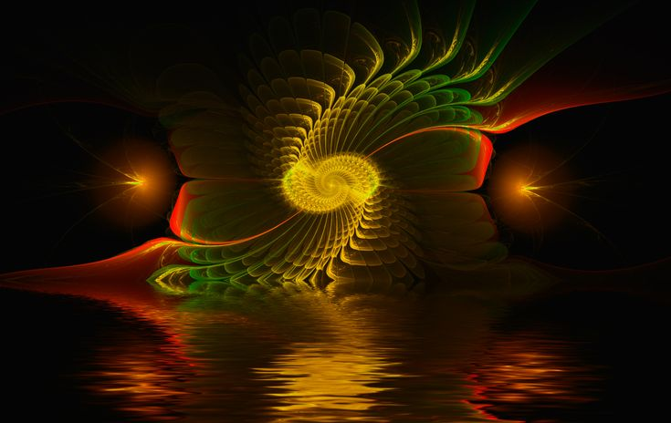 What Is a Fractals | fractal in water category fantasy size 1900 x 1200 keywords fractal ...
