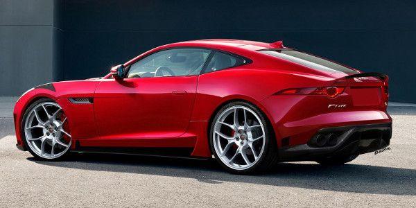 Jaguar F Type SVR Specs Review