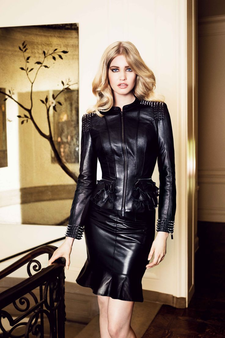 10 #bebe Fall 2012... My eyes are delighted... l love this leather style ~..~