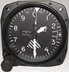 HM.004 United Instrument TSO Fein-Grob-Höhenmesser 20K  80mm Einbaumaß, 3-Zeiger-Instrument  0 - 20.000 feet  mit FAA Form 8130.