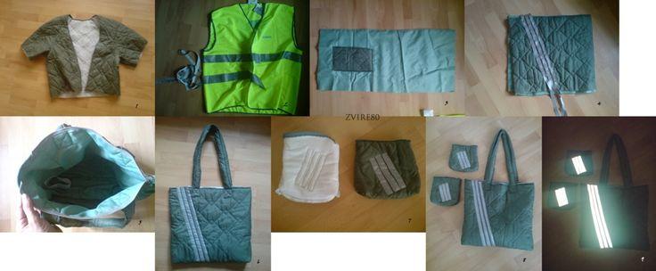 taška z bundy