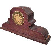 German antique mantle clock