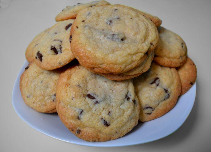 Les cookies d'Hervé  Des très bons cookies! Une bonne recette !