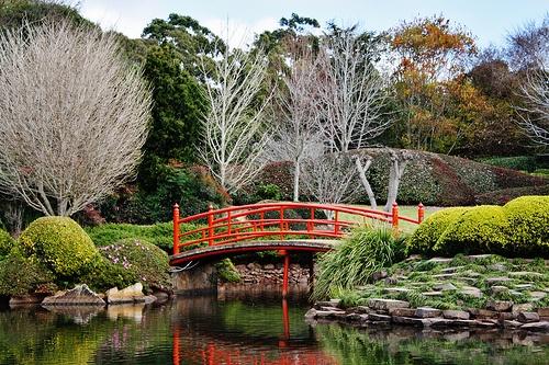 Japanese Gardens, Toowoomba, QLD Australia