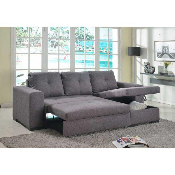 Carreras Reversible Sleeper Corner Sofa Bed Modular Corner Sofa