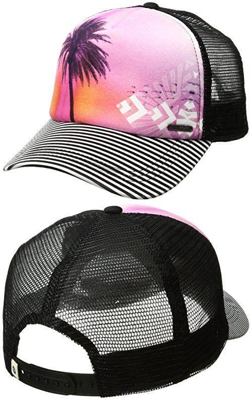 b49e9c5b0ae Roxy Juniors Golden Age Trucker Hat