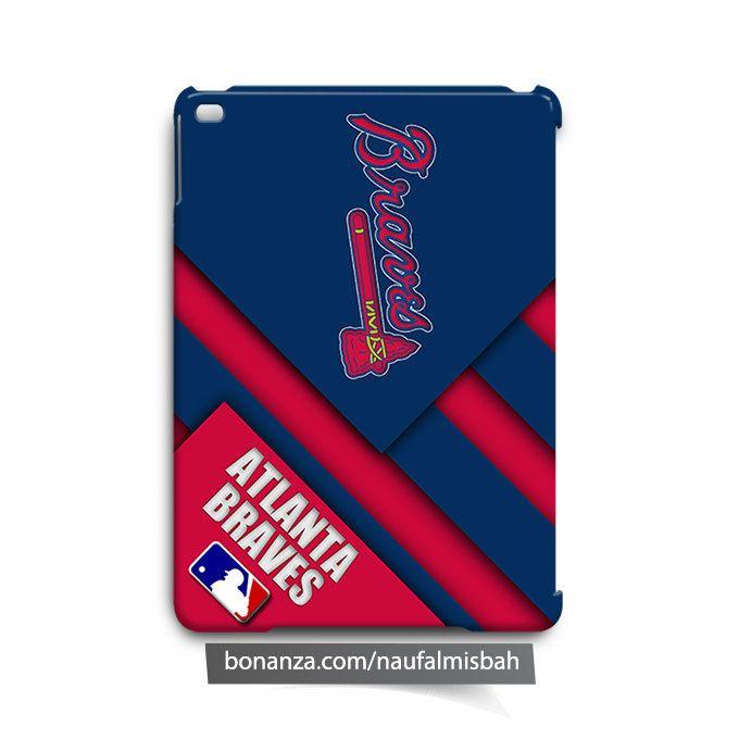 Atlanta Braves Cool iPad Air Mini 2 3 4 Case Cover