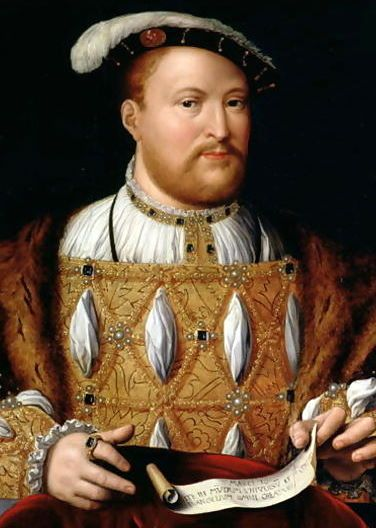 "King Henry VIII (1509 - 1547) The best known fact about Henry is that he had six wives. British school children learn the following rhyme to help them remember the fate of each wife: ""Divorced, Beheaded, Died: Divorced, Beheaded, Survived""."