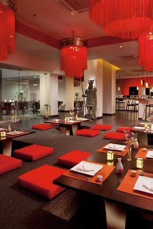 Secrets Huatulco Resort & Spa: Restaurant