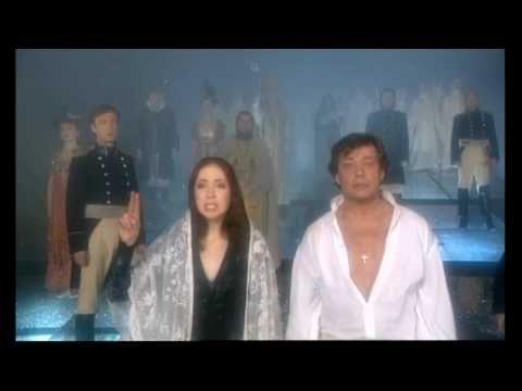 «Я тебя никогда» не забуду в неповторимом исполнении Николая Караченцева. Юнона и Авось