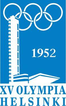 1952 olympics - helsinki