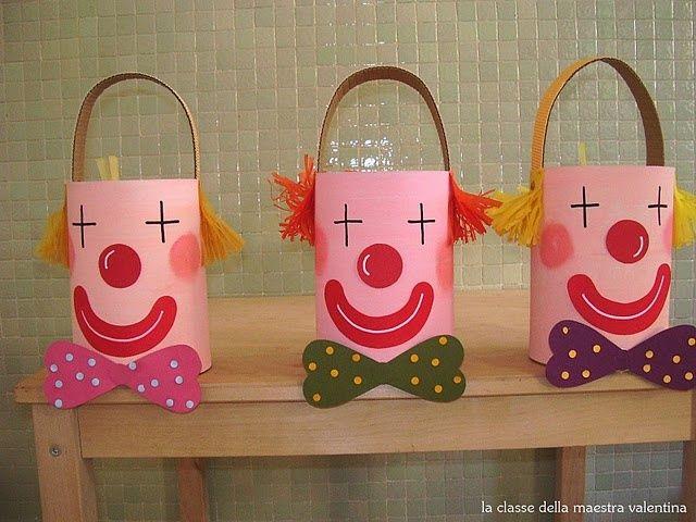 Bildergebnis für kunst mit kindern grundschule clowns