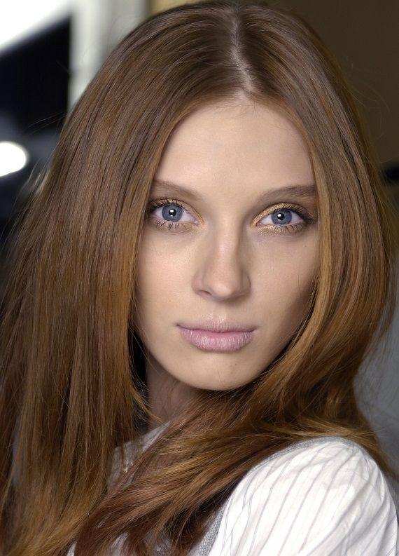 Kumral Saç Rengi Tonları Hakkında Fikirler