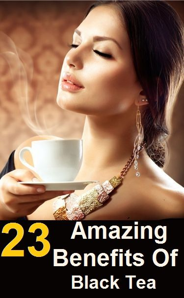 23 Amazing Benefits Of Black Tea For Skin, Hair And Health