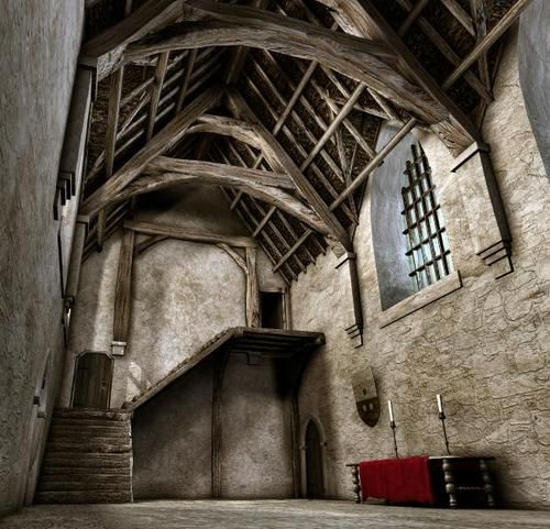 88 best Medieval Interiors images on Pinterest Castle interiors