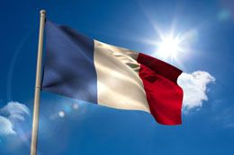 What do the Colors of the French Flag Represent