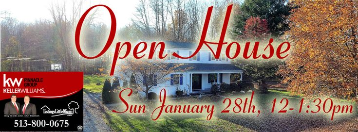 Homes for Sale Warren County-  Search for homes for sale in Warren County Ohio Open House THIS Sunday January 28th, 12-1:30pm – 8581 Whitegate Drive, Morrow, Ohio 45152 – Welcoming 4 Bedroom on 5 Acre Wooded Lot with Privacy! http://www.listingswarrencounty.com/open-house-this-sunday-january-28th-12-130pm-8581-whitegate-drive-morrow-ohio-45152-welcoming-4-bedroom-on-5-acre-wooded-lot-with-privacy/