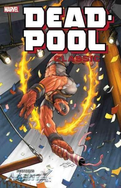 Marvel Deadpool Classic 10