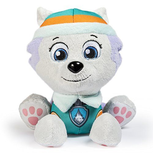 Paw Patrol Plush Pup Pals, Everest Paw Patrol https://www.amazon.com/dp/B00W0UVFXE/ref=cm_sw_r_pi_dp_x_15jDzbG1MK0BT