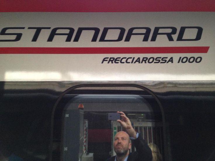 @edocolombo #Frecciarossa1000