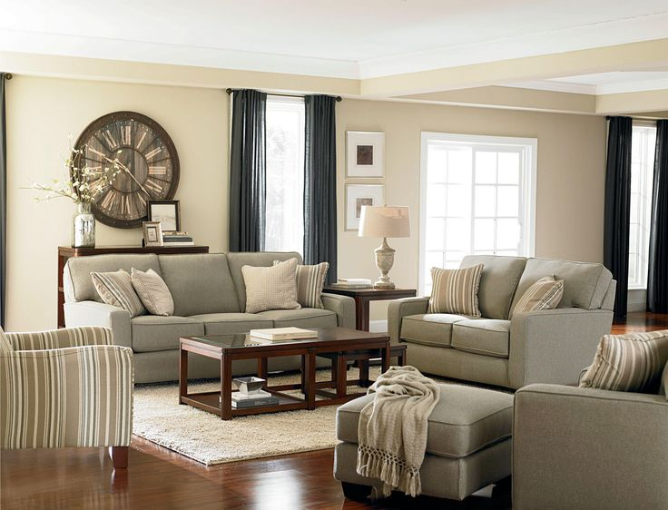 ethan stationary living room group by lane lane furniture