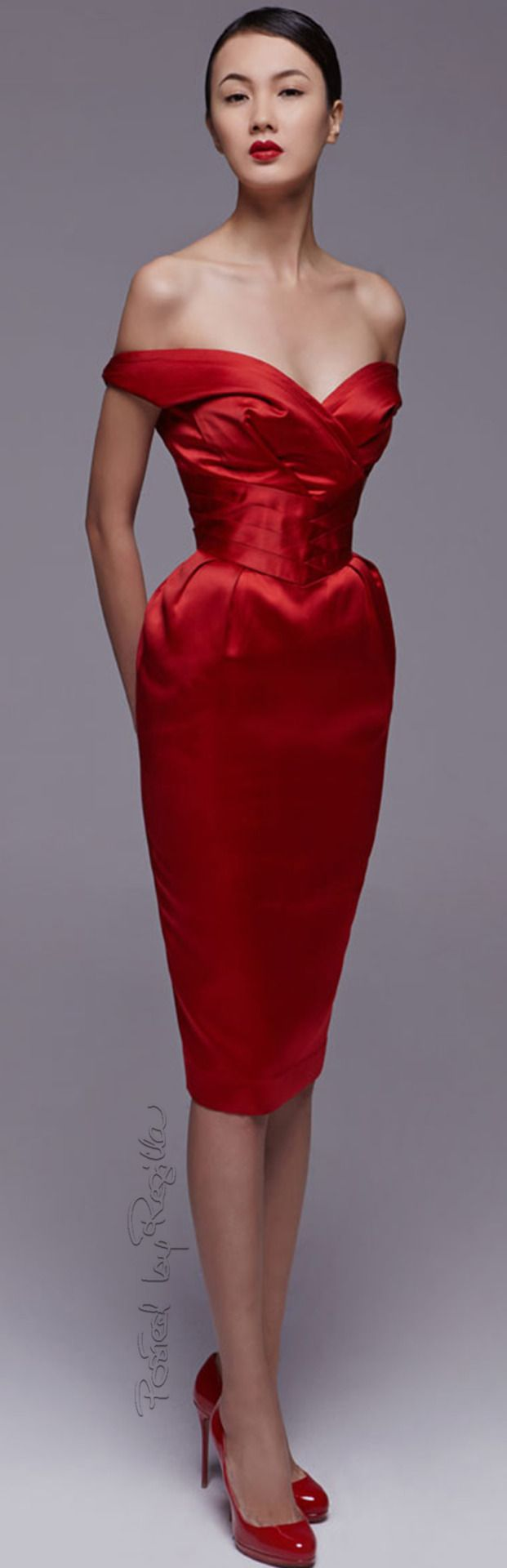 710 best Fashion-Red images on Pinterest | Fashion show, Walkway and Red