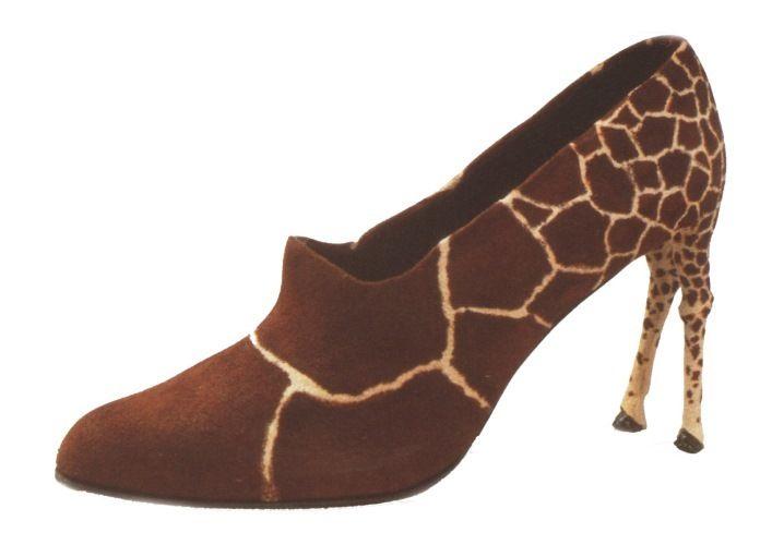 """Les 15 chaussures qui justifient l'expression """"bête comme ses pieds"""""""