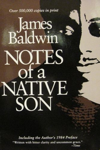 metaphor in notes of native son Notes on a native son: raoul peck and the resurrection of james baldwin matthew allen | january 30, 2017  he said, white is just a metaphor for power where does that leave us.