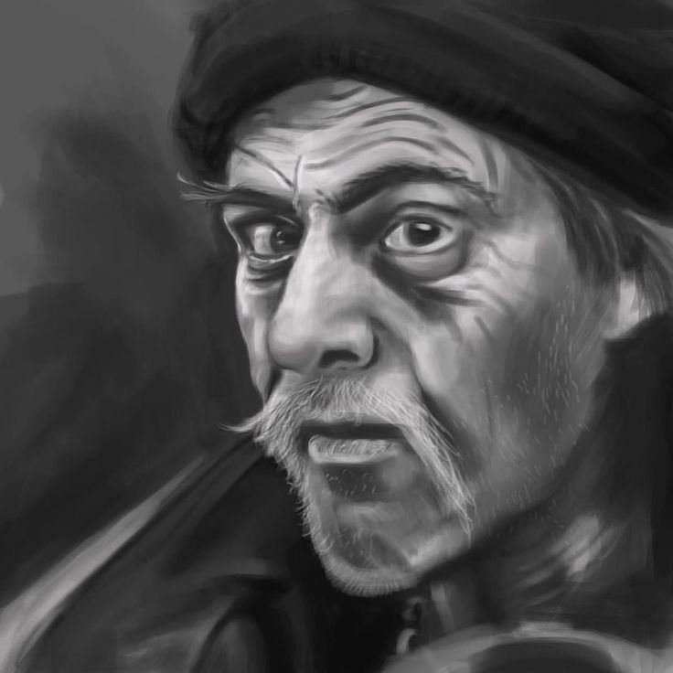 Todays #digital #painting #study in #photoshop with a #wacom digitizer. Still many years of #practice #doodles and #artwork ahead of me. Time for a break and food