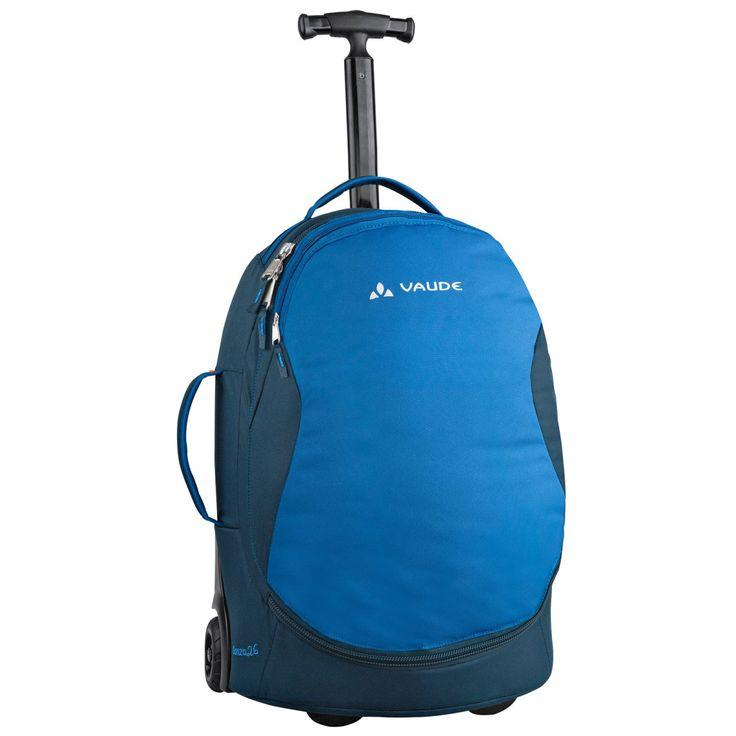 Gonzo 26 - Til alle børnene som selv vil bære sin kuffert! Kuffert på hjul model mindre på 26L med teleskopskaft. Designet til at være lige så nem at pakke så at finde den rigtige, når du er ude på eventyr.