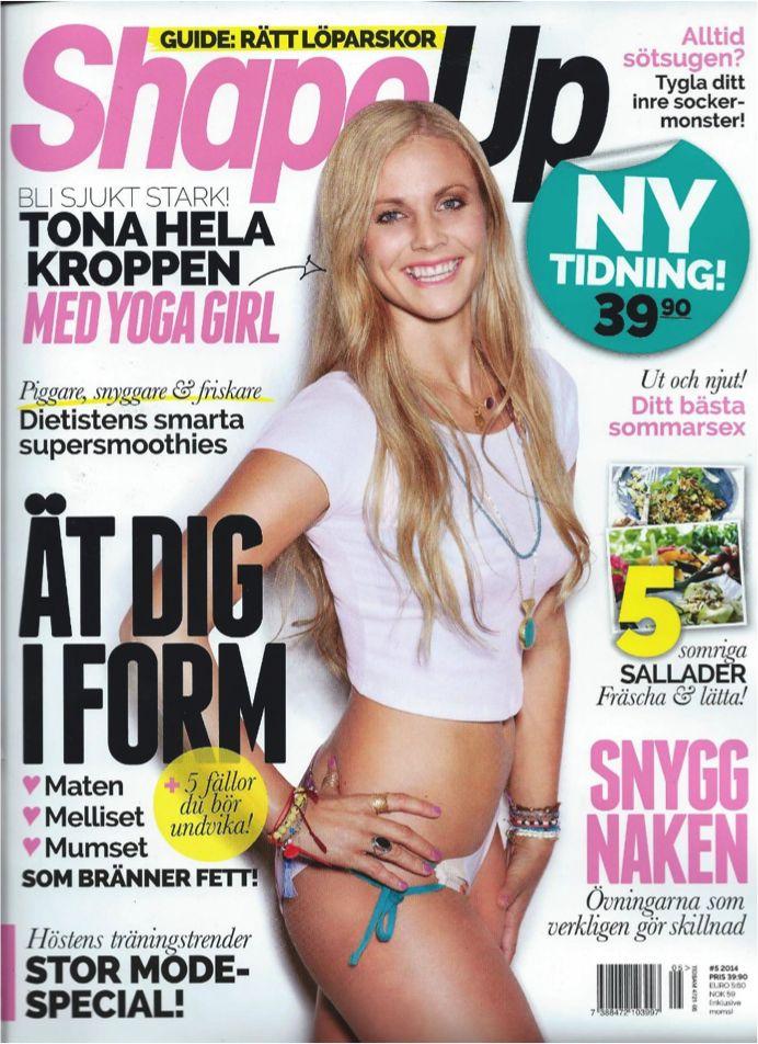 TIMI featured in ShapeUp magazine  #Shapeup #Magazine #Fashion #Timi #Style #Accessories #Jewlery