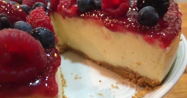 Foi assim que tudo começou.....E essa é a famosa receita de cheesecake, que deu início ao Clube do Bolinho (história AQUI! )...a...