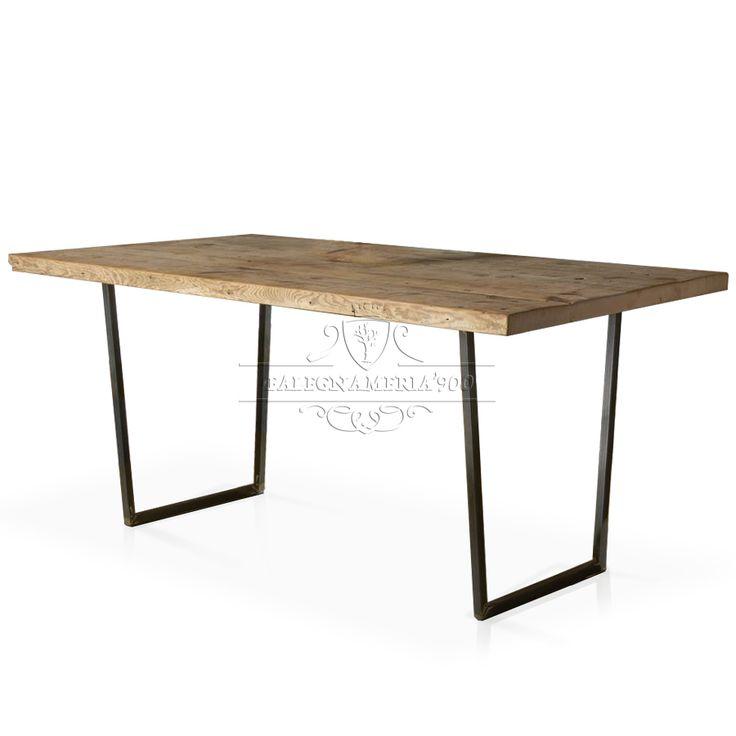 18 best Tavolo legno massello images on Pinterest | Kitchen tables ...