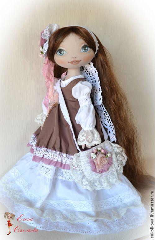 Роза. - кукла,текстильная кукла,бохо,шебби,цыганка,кукла в подарок,интерьер