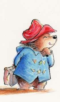 paddington bear story illustrations - Google Search. #paddington
