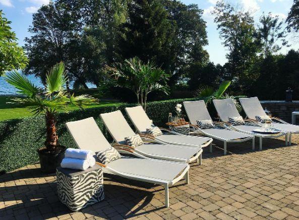 Amalfi Lawn Chairs