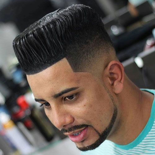 The Flat Top Haircut Flat Top Haircut Haircuts And High