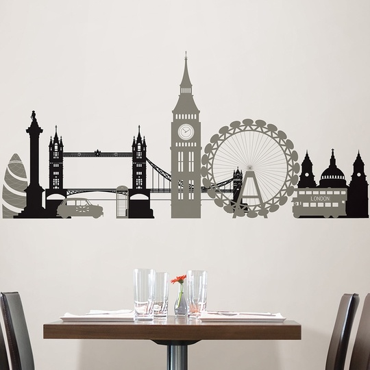 Wall Stickers London