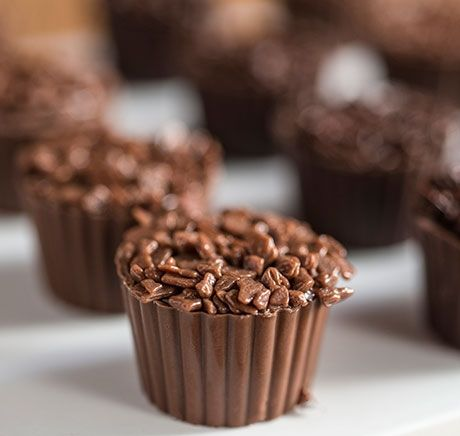 Só Chocolate: Brigadeiro Gourmet (parte 2)
