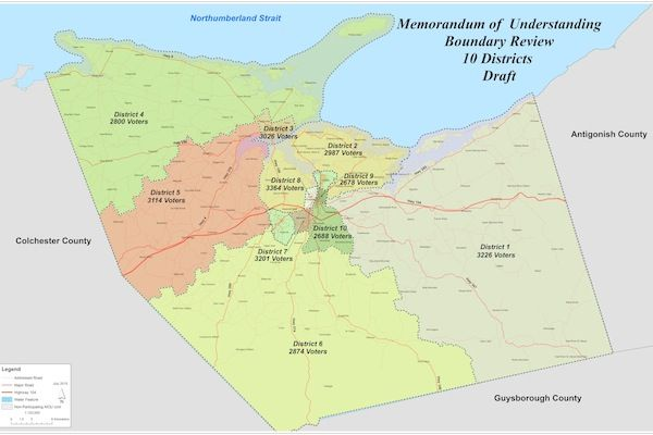 Municipalities involved in the MOU for Municipal Reform file conditional application - Local - The News