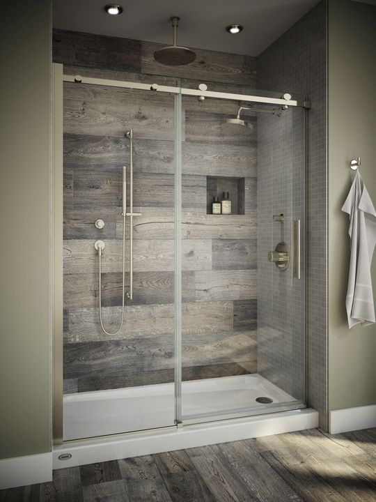 PRIMO® END-DRAIN SHOWER BASE