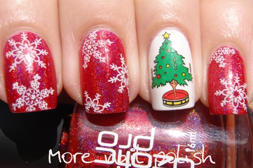 Christmas Nail art: Xmas Trees, Christmas Trees Nails, Art Ideas, Christmas Nails Art, Christmas Nail Art, Christmas Manicures, Christmas Tree Nails, Christmas Ideas, Holidays Nails