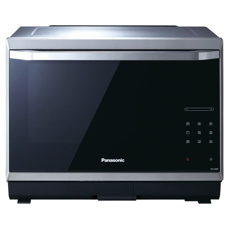 Buy Panasonic NN-CS894S Combination Steam Microwave, Stainless Steel from our Microwaves range at John Lewis. Free Delivery on orders over £50.