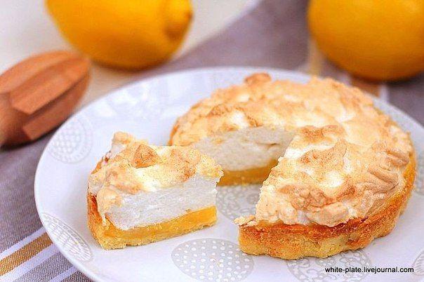 ТОП-10  пирогов с лимоном / Удивительная еда!