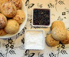 Madgudinden: Æbleskiver – glutenfri, æggefri og mælkefri
